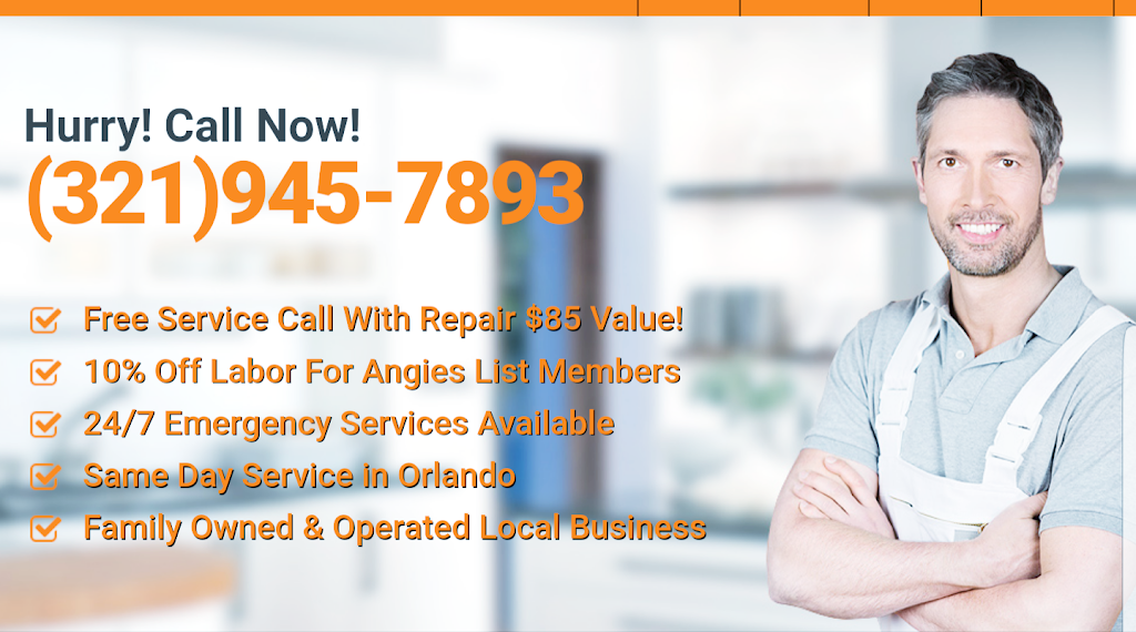 Aarons Appliance Repair - point of interest  | Photo 9 of 9 | Address: 514 Meridale Ave, Orlando, FL 32803, USA | Phone: (321) 945-7893