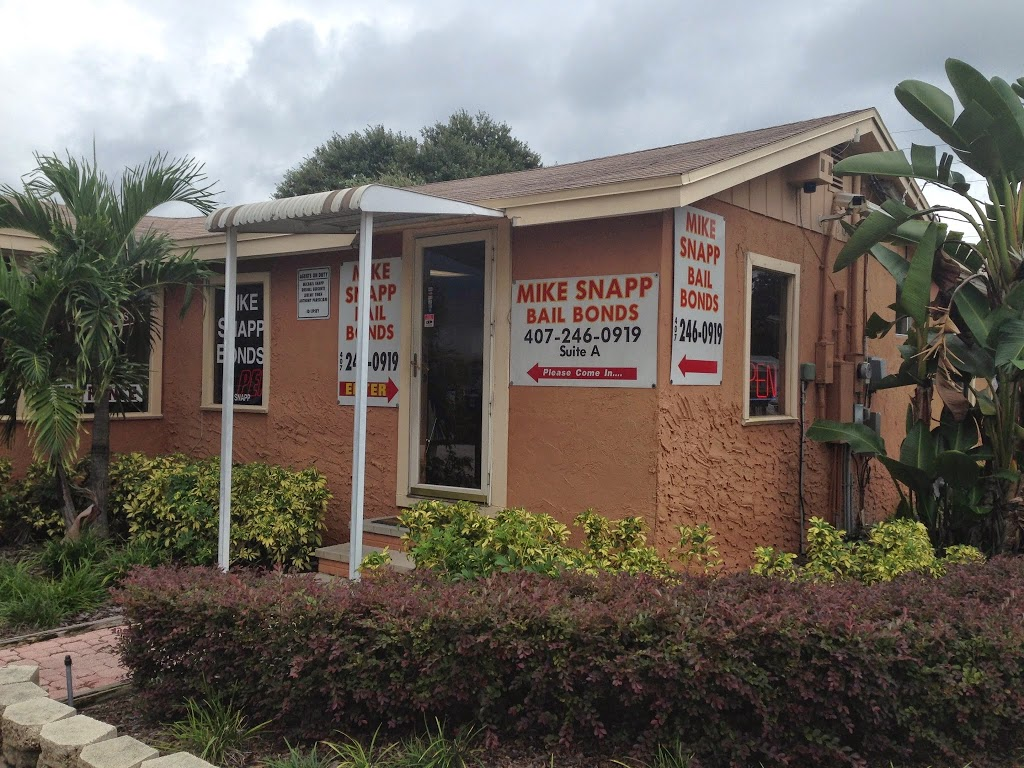 Mike Snapp Bail Bonds - point of interest  | Photo 1 of 7 | Address: 3910 S John Young Pkwy Ste A, Orlando, FL 32839, USA | Phone: (407) 246-0919