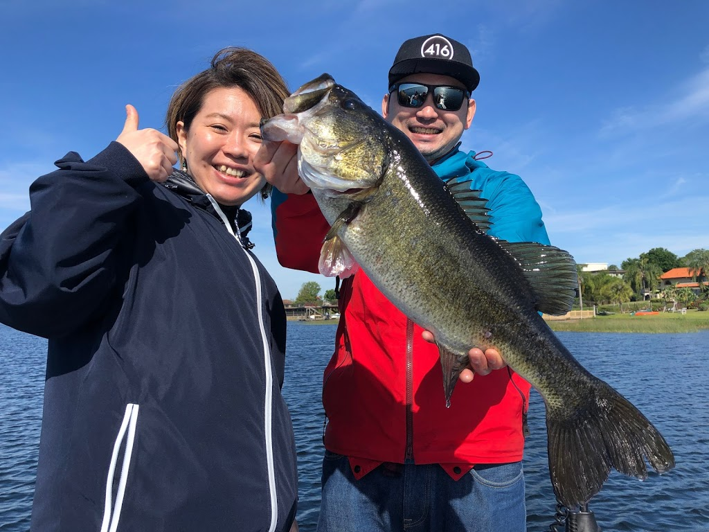 Super Bass Guide Fishing Service - point of interest    Photo 6 of 10   Address: 69 Lakeview Dr, Kissimmee, FL 34741, USA   Phone: (407) 405-5231