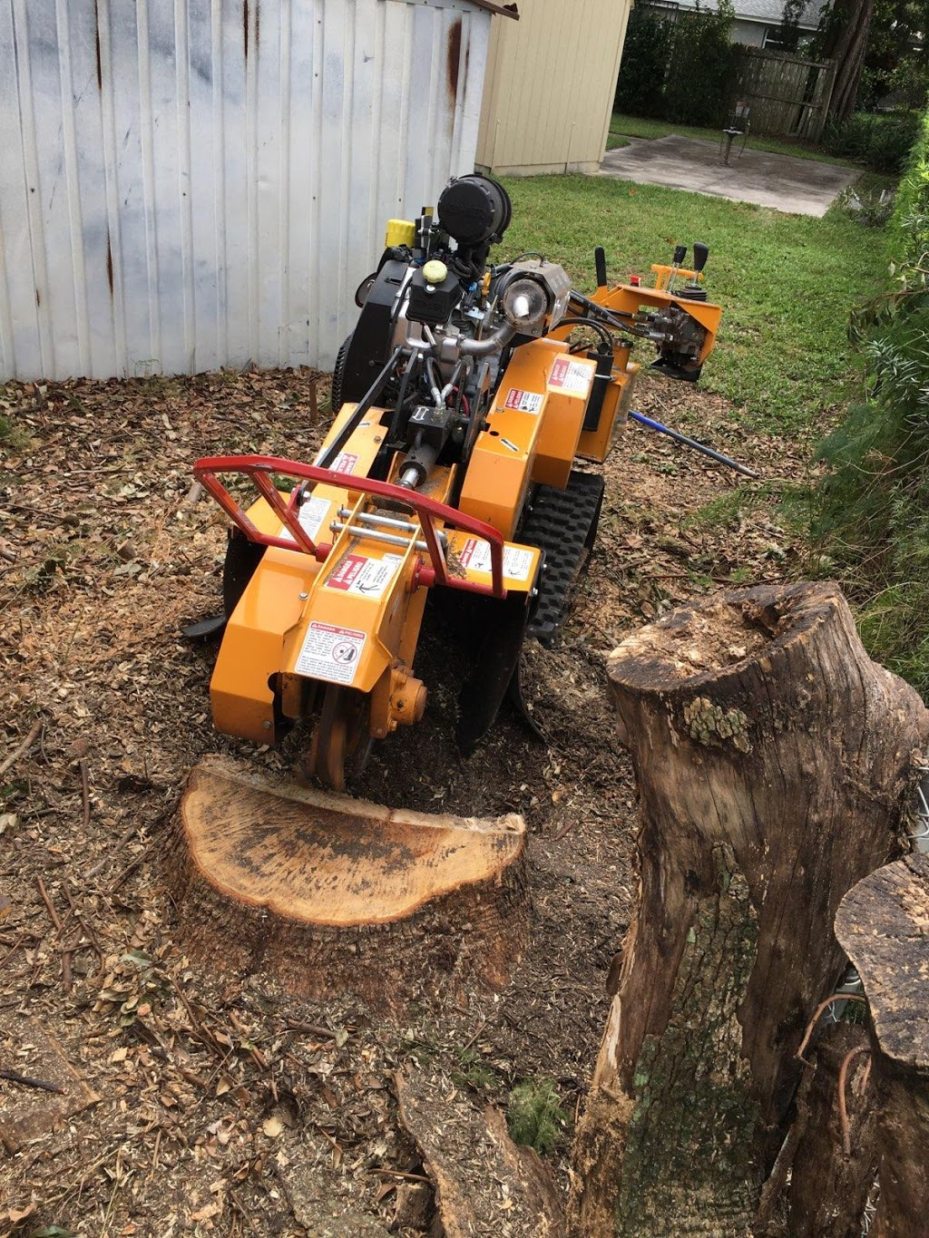 Southern Stump Removal, LLC - point of interest  | Photo 9 of 10 | Address: 1585 Waterwitch Dr, Orlando, FL 32806, USA | Phone: (407) 883-6197
