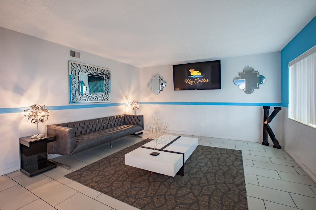 Key Suites Hotel and Extended Stay - lodging    Photo 8 of 10   Address: 4855 Orange Blossom Trail, Orlando, FL 32839, USA   Phone: (407) 851-3000