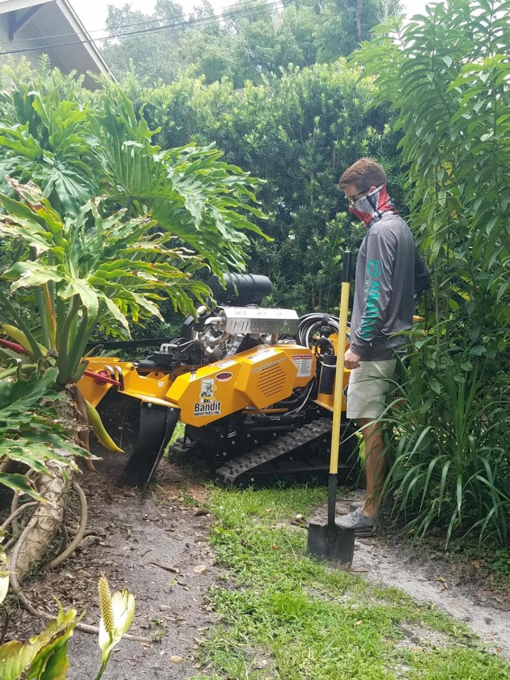 Southern Stump Removal, LLC - point of interest  | Photo 10 of 10 | Address: 1585 Waterwitch Dr, Orlando, FL 32806, USA | Phone: (407) 883-6197