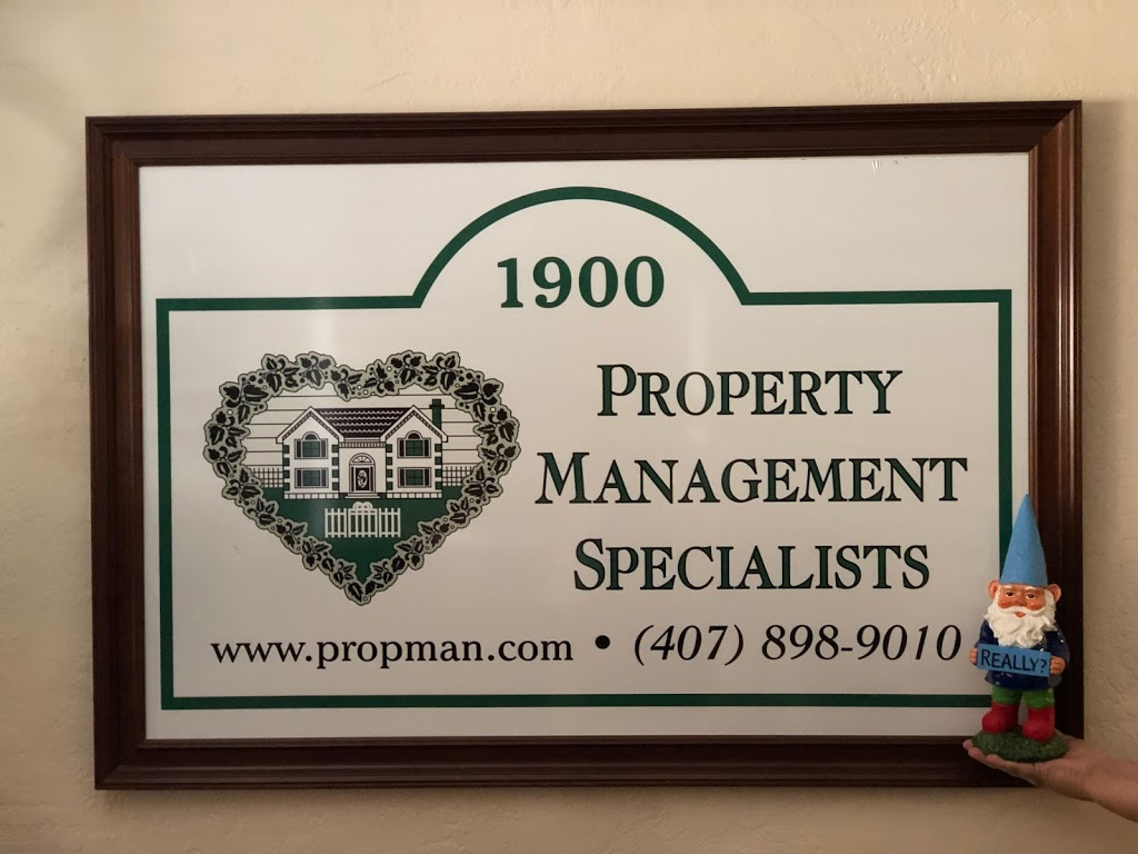The Property Management Specialist - point of interest  | Photo 2 of 2 | Address: 1900 E Robinson St, Orlando, FL 32803, USA | Phone: (407) 898-9010