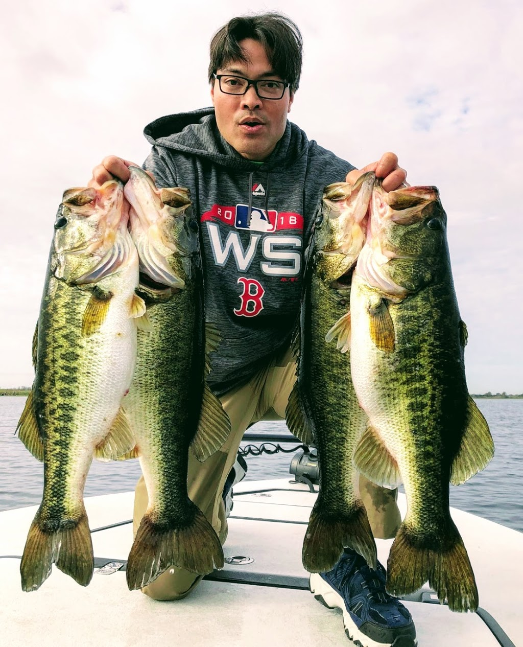 Super Bass Guide Fishing Service - point of interest    Photo 3 of 10   Address: 69 Lakeview Dr, Kissimmee, FL 34741, USA   Phone: (407) 405-5231