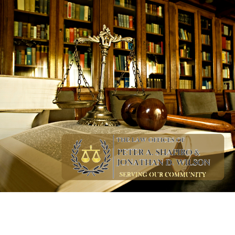 The Law Offices of Peter A. Shapiro & Jonathan D. Wilson - lawyer  | Photo 3 of 10 | Address: 211 E Livingston St, Orlando, FL 32801, USA | Phone: (407) 420-1044