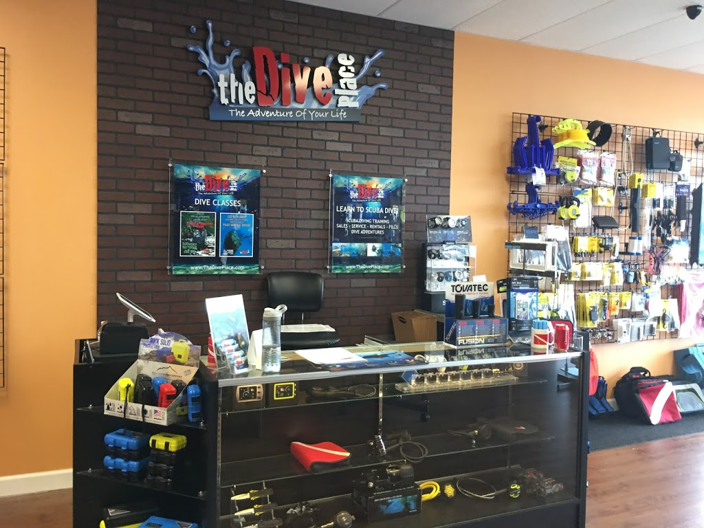 The Dive Place - point of interest  | Photo 3 of 10 | Address: 15502 Stoneybrook W Pkwy #128, Winter Garden, FL 34787, USA | Phone: (407) 517-4737