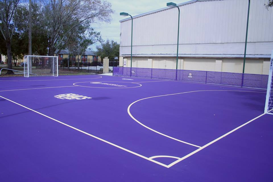 Frontline Outreach Center Mini-Pitch - point of interest    Photo 1 of 3   Address: 3000 C.R. Smith St, Orlando, FL 32805, USA   Phone: (407) 293-3000