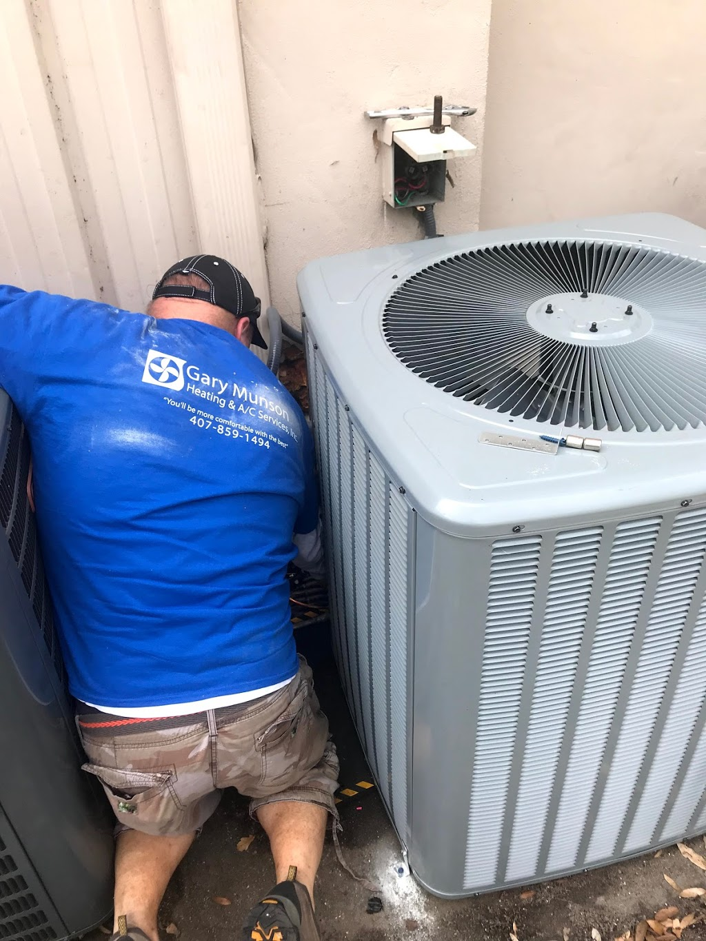 Gary Munson Heating & Air Conditioning - general contractor  | Photo 2 of 9 | Address: 2230 Curry Ford Rd Suite B, Orlando, FL 32806, USA | Phone: (407) 859-1494