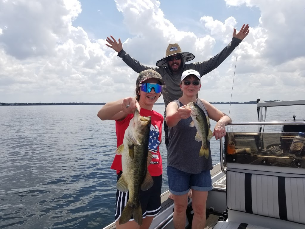 Super Bass Guide Fishing Service - point of interest    Photo 4 of 10   Address: 69 Lakeview Dr, Kissimmee, FL 34741, USA   Phone: (407) 405-5231