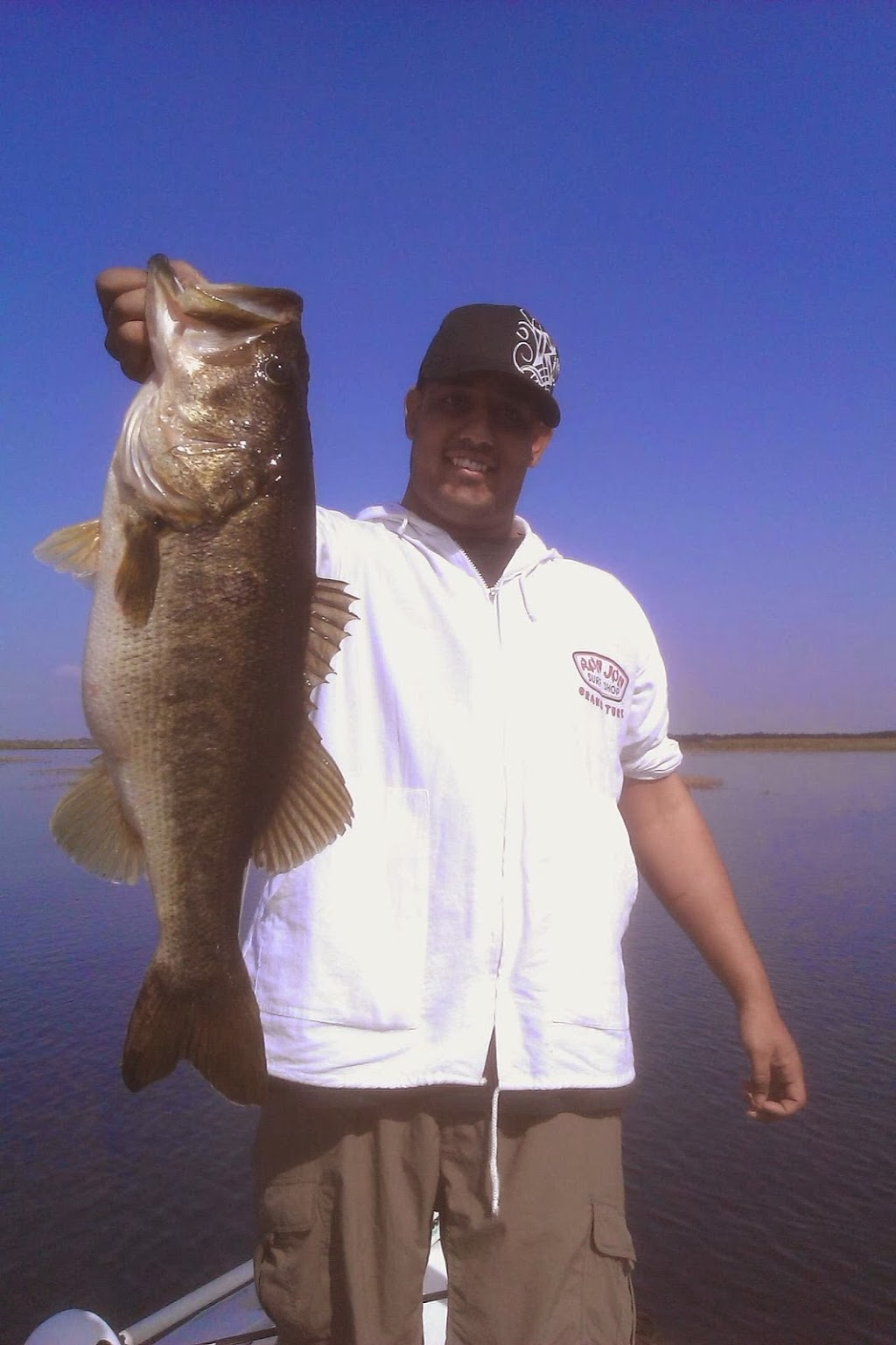 Gators Big Bass Guide Service - travel agency  | Photo 4 of 10 | Address: 70 Lakeview Dr, Kissimmee, FL 34741, USA | Phone: (407) 856-7961