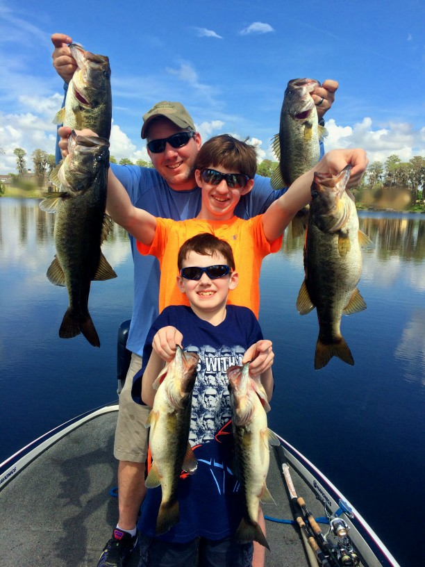 Art of Fishing Guide Service - point of interest  | Photo 5 of 10 | Address: 101 Lakeshore Blvd, Kissimmee, FL 34741, USA | Phone: (586) 531-2821