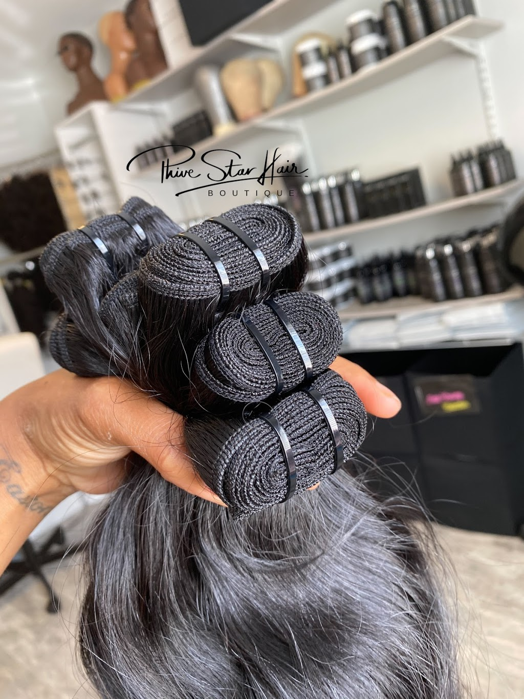 Phive Star Hair Boutique - hair care  | Photo 4 of 10 | Address: 320 N Magnolia Ave A5, Orlando, FL 32801, USA | Phone: (954) 243-7478
