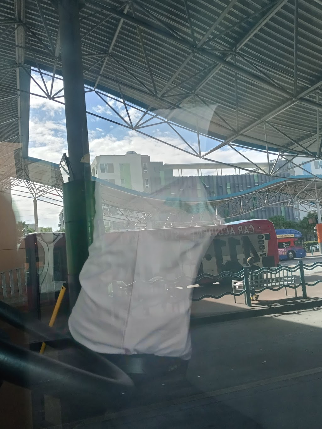 LYNX Central Bus Station - point of interest    Photo 6 of 6   Address: 401 N Garland Ave, Orlando, FL 32801, USA   Phone: (407) 841-5969