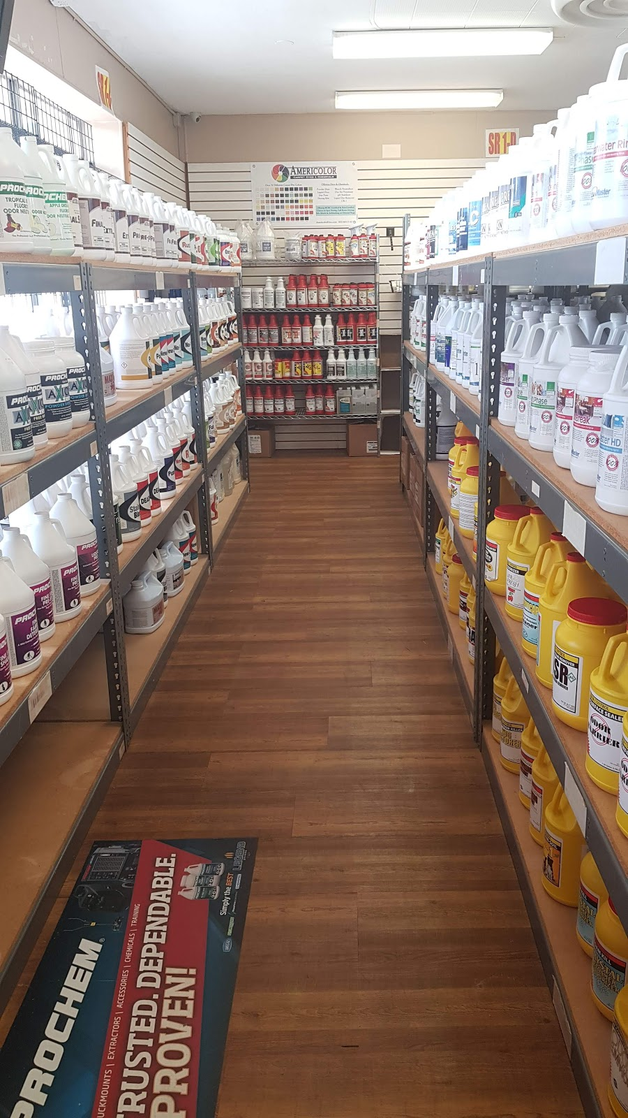 Crown Cleaning Supplies & Equipment - point of interest  | Photo 1 of 2 | Address: 1035 W Amelia St, Orlando, FL 32805, USA | Phone: (407) 648-7004