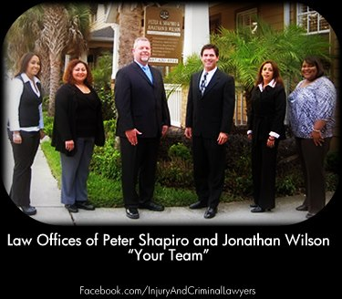 The Law Offices of Peter A. Shapiro & Jonathan D. Wilson - lawyer  | Photo 2 of 10 | Address: 211 E Livingston St, Orlando, FL 32801, USA | Phone: (407) 420-1044